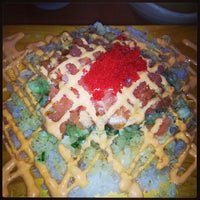 Photo taken at Sapporo Sushi by Austin D. on 2/16/2013