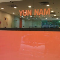 Photo taken at Yun Nam Hair Care, Mid Valley by F. R. Muneera S. on 2/24/2013