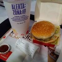 Photo taken at McDonalds Calle 9 by Joseph Diez  on 7/18/2013