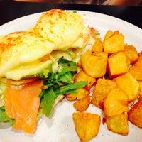 Photo taken at Pat's Cafe by Rebekah Younmo K. on 8/3/2014