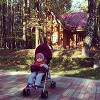 Photo taken at Детский центр Теремок by Dmitry T. on 9/21/2014