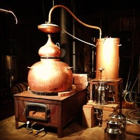 Photo taken at Montanya Distillers by Greg S. on 2/21/2013