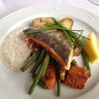 Photo taken at Strampen Restaurant & Terrace by Risto L. on 7/18/2013