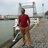 Photo taken at Rotterdam Tourist Information by Ers@n on 9/20/2014