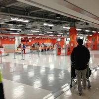 Photo taken at NRT Terminal 2 by Hiroki W. on 3/9/2013