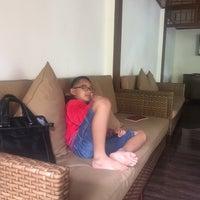 Photo taken at Inna Grand Bali Beach Hotel by Goes B. on 1/1/2017