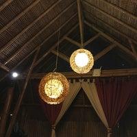 Photo taken at Gubug Makan Segara Bambu by Goes B. on 8/3/2017