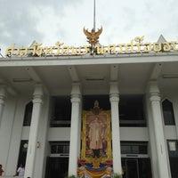 Photo taken at Phra Nakhon Si Ayutthaya Provincial Court by Ton P. on 9/9/2013