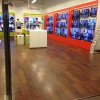 Photo taken at Lattelecom Shop by Janis L. on 4/18/2016