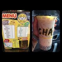 Photo taken at KIN CHA @ Songkla by Siraya P. on 6/17/2013