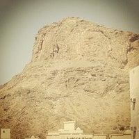 Photo taken at Al Nur Mountain - Hira Cave by MeRule C. on 2/24/2013