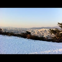 Photo taken at Hwaseong Fortress by MeRule C. on 12/9/2012