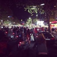 Das Foto wurde bei Critical Mass Berlin von Henrik N. am 4/25/2014 aufgenommen