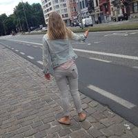 Photo taken at Kruispunt Heuvelpoort (R40 x N60) by Lore V. on 6/20/2014
