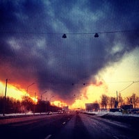 Photo taken at Автомойка Чистик by Natalia B. on 12/18/2012