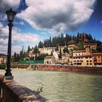 Снимок сделан в Verona пользователем Natalia B. 6/28/2013