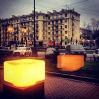 Снимок сделан в Две палочки пользователем Natalia B. 11/21/2012