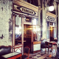 Photo taken at Caffè Florian by Natalia B. on 6/29/2013