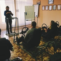 Photo taken at Drive Class by Natalia B. on 2/17/2016