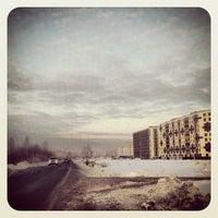Photo taken at Кудрово by Natalia B. on 12/22/2012