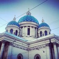 Снимок сделан в Троице-Измайловский Собор пользователем Natalia B. 6/9/2013