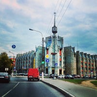 Снимок сделан в ТРК «Ракета» пользователем Natalia B. 9/16/2013