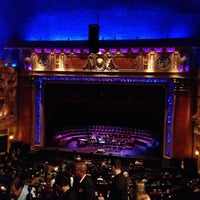 Photo taken at Saenger Theatre by Mary E. on 10/13/2013