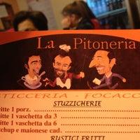 Photo taken at La Pitoneria by Giorgio R. on 4/14/2013