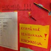 Photo taken at Iidesrannan päiväkoti by Sakari K. on 3/6/2014
