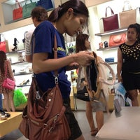 Photo taken at Charles & Keith by Nawapon N. on 1/27/2013