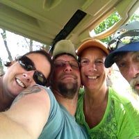 Photo taken at River's Edge Golf Club by Janet K. on 6/1/2015