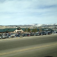 Photo taken at Vail - Eagle County Airport (EGE) by Carly B. on 1/23/2013