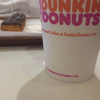 Photo taken at Dunkin' Donuts by Msa3d S. on 5/17/2017