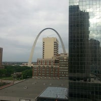 Photo taken at Hilton St. Louis at the Ballpark by Eric S. on 5/21/2013
