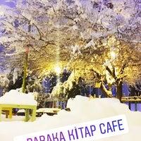 Photo taken at Baraka Kitap Cafe by Mzl Yoldaş Ş. on 1/28/2017