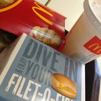 Photo taken at McDonald's by Ditas E. on 2/18/2013