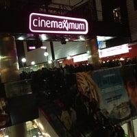 1/7/2013 tarihinde Zarife O.ziyaretçi tarafından Cinemaximum'de çekilen fotoğraf