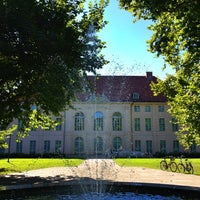 9/7/2013 tarihinde Paul T.ziyaretçi tarafından Schlosspark Niederschönhausen'de çekilen fotoğraf