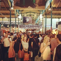 Photo prise au Markthalle Neun par Paul T. le6/6/2013
