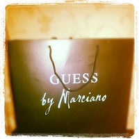 Photo taken at Guess by Marciano by Olesya T. on 11/30/2012