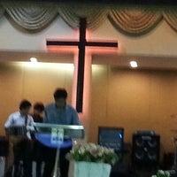 Photo taken at Hope Bangkok Church by Janggy J. on 11/11/2012