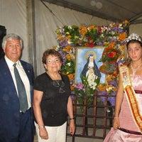 Photo taken at Fiestas Patronales de la Partida de Fontcalent Alicante by Angel T. on 10/22/2013