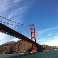 Foto scattata a Golden Gate Bridge da Antonio P. il 8/24/2013