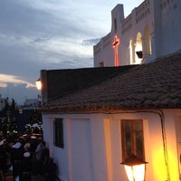 Photo taken at Ermita de la Santa Cruz by Cristina T. on 4/12/2014