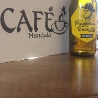 Photo taken at Café Mandala by Marek L. on 6/18/2017