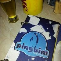 Photo taken at Pinguim Bar by Letícia R. on 5/1/2013