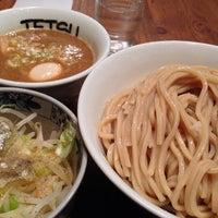Das Foto wurde bei Tsukemen Tetsu von Toshio am 11/23/2012 aufgenommen