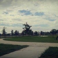 Photo taken at West Kendall Hammocks Dog Park by Erica G. on 8/30/2013