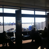 Photo taken at Gate C6 by Jose O. on 1/4/2013