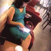 Photo taken at Starbucks by Adhita P. on 11/30/2014